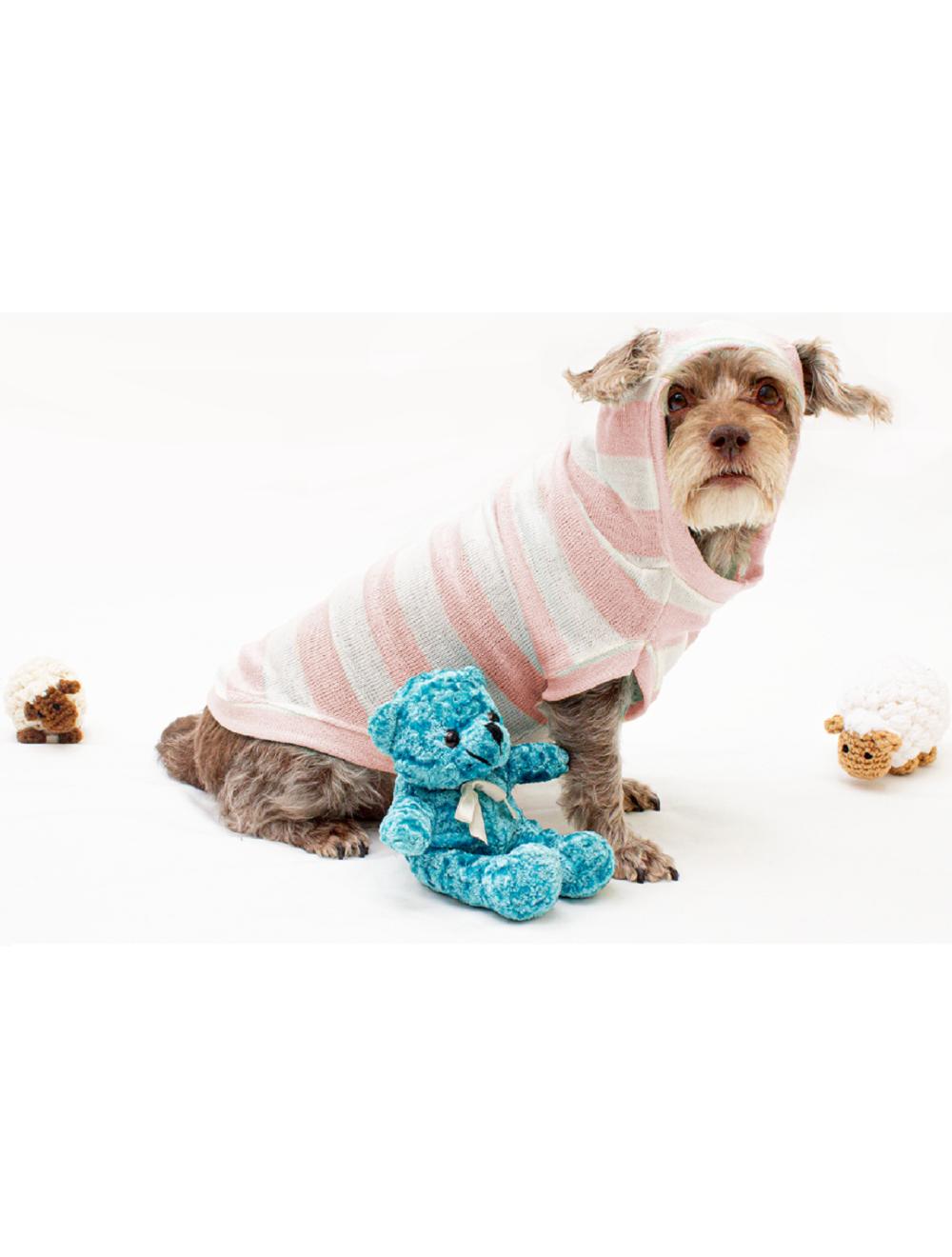Hoodie Hunter para Perros Rosa XL - Ciudaddemascotas.com