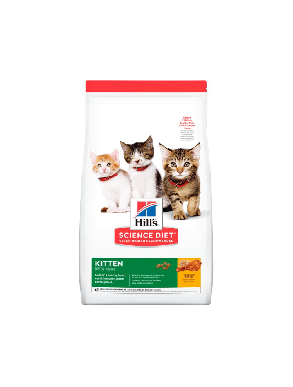 Hill's Kitten Healthy Development 3,2 Kg