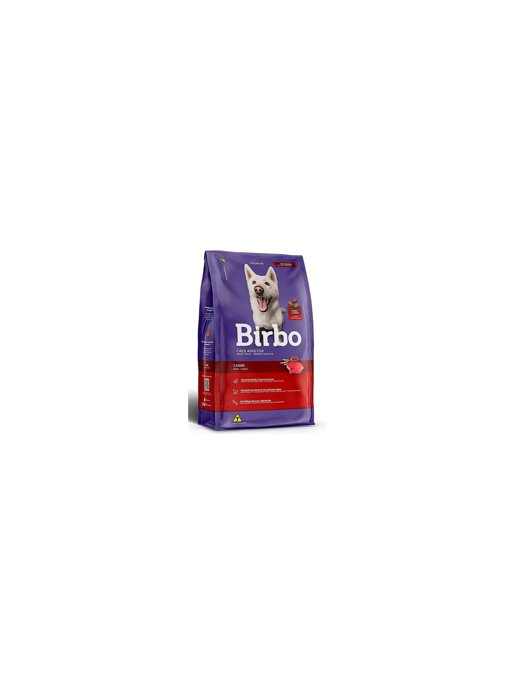 Birbo Dog Adulto Carne