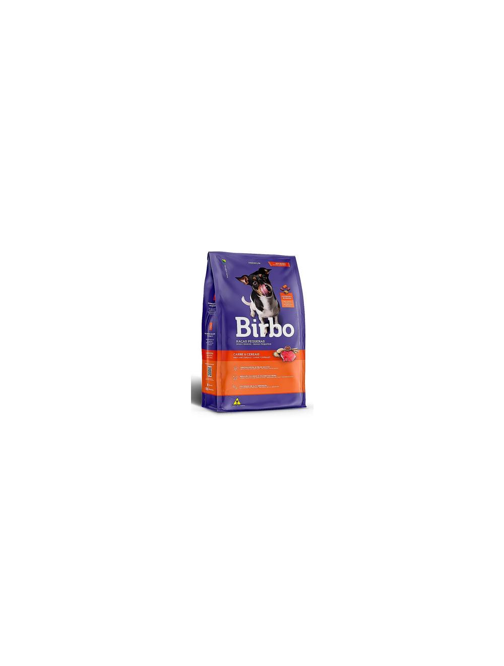 Birbo Dog Adulto Razas Pequeñas 1 kg - Ciudaddemascotas.com
