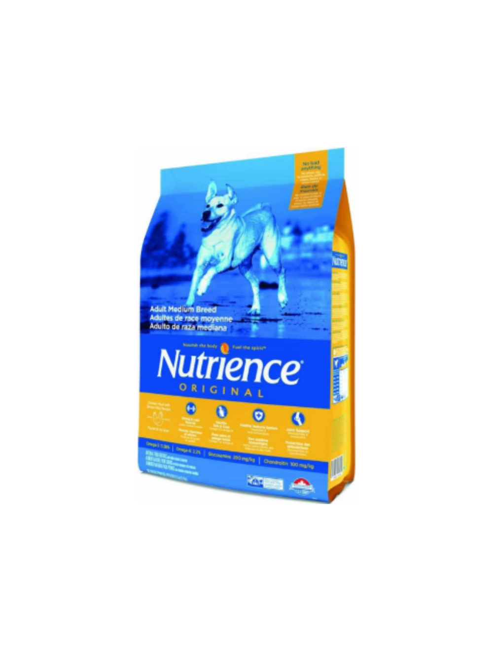 NUTRIENCE ORIGINAL ADULT MEDIUM BREED x 5KG