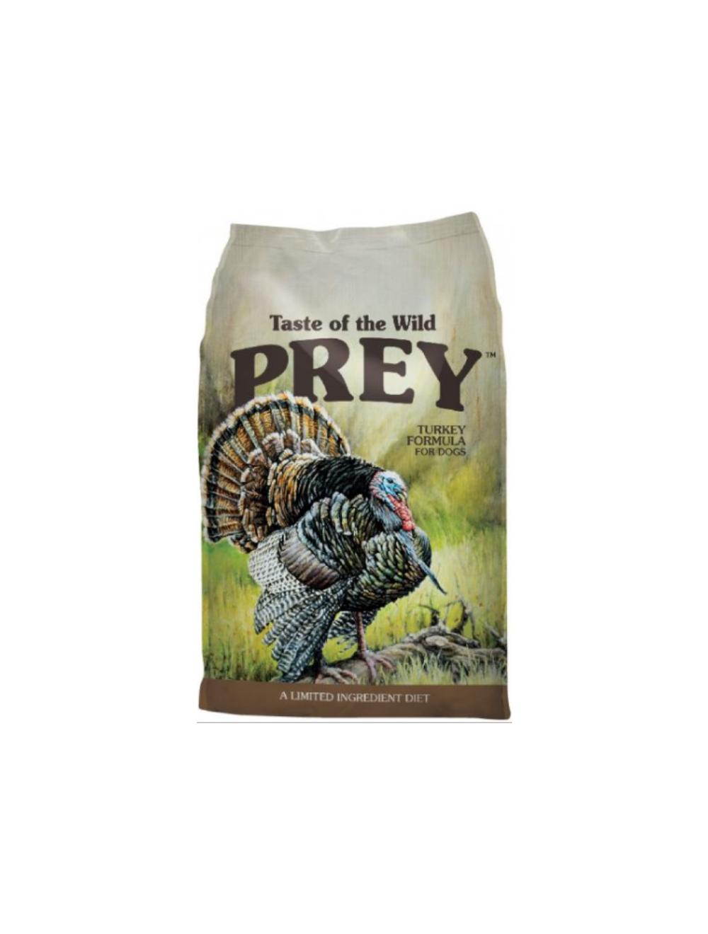 Comida para perro Taste Of The Wild Prey Turkey-Ciudaddemascotas.com