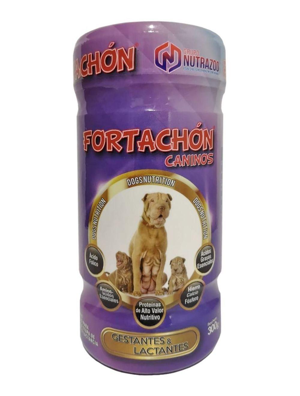 Suplemento Fortachón Perros Gestantes - ciudaddemascotas.com