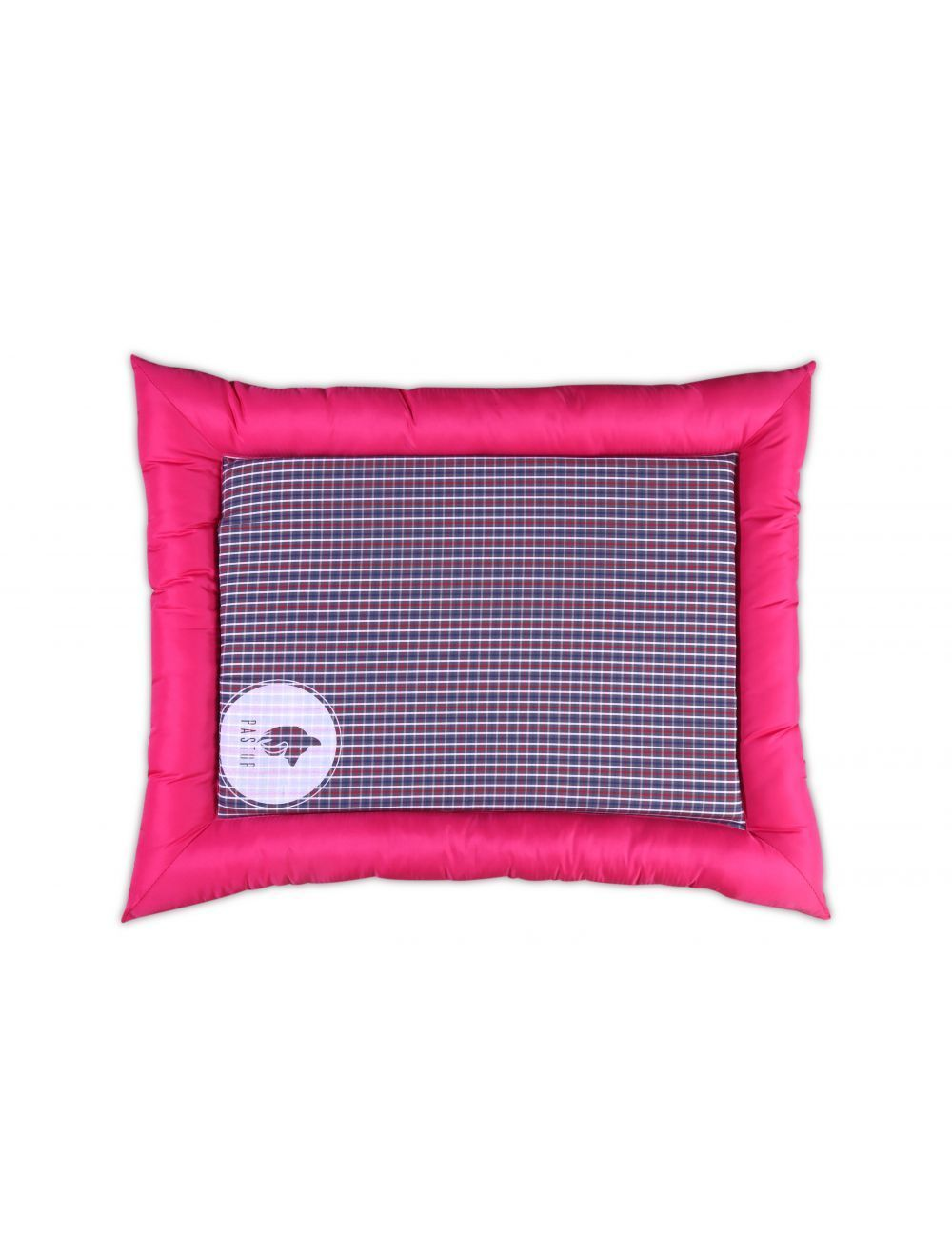 Colchoneta antipulgas rosada