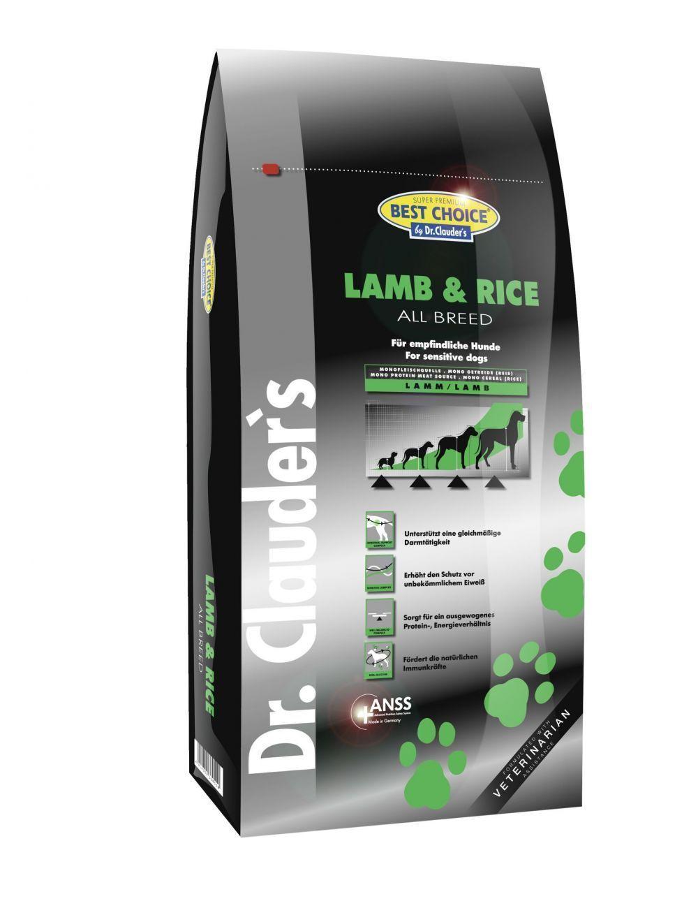 Dr. Clauder´s DN Lamb and Rice