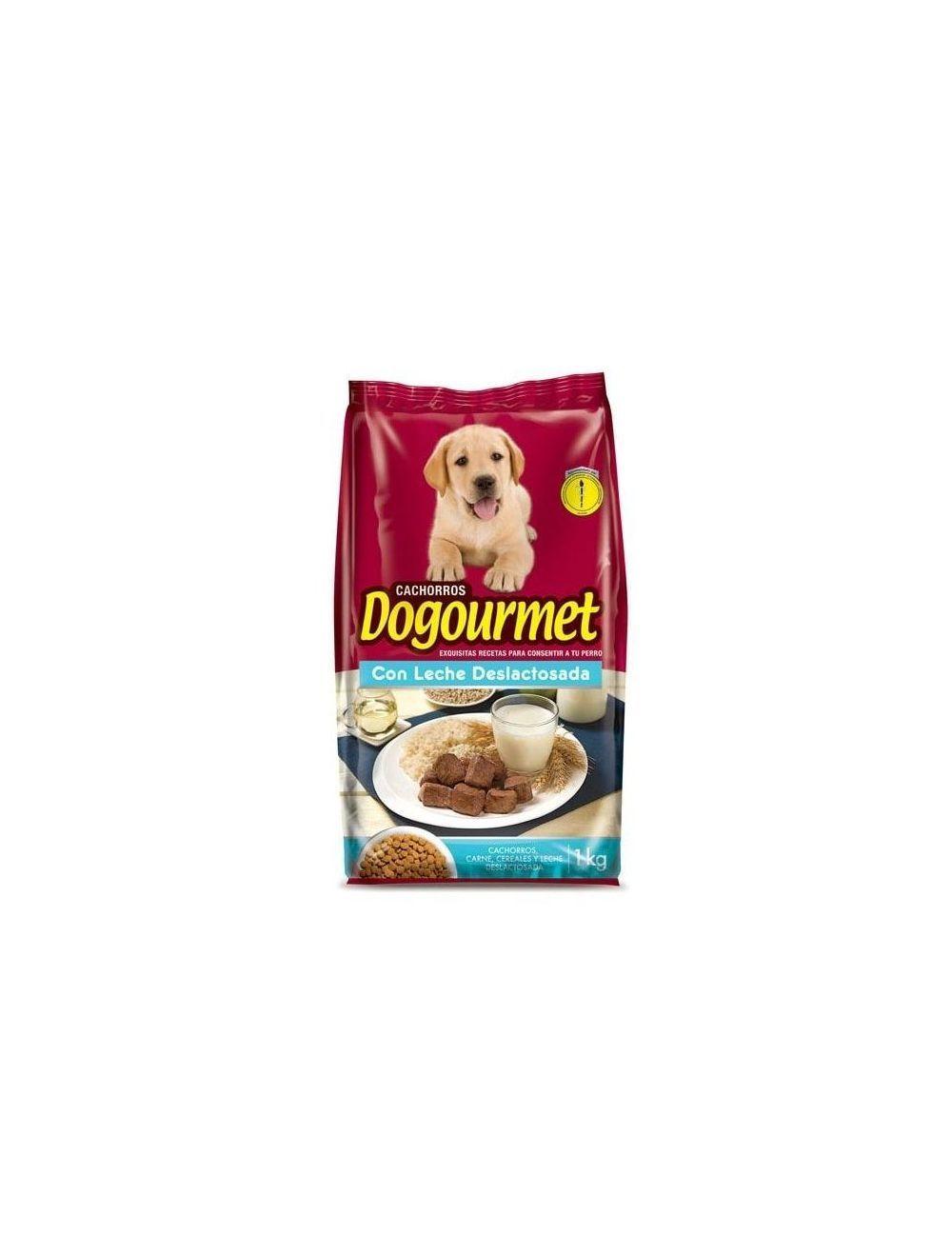 Comida Perros Dogourmet Leche Deslactosada-Ciudaddemascotas.com