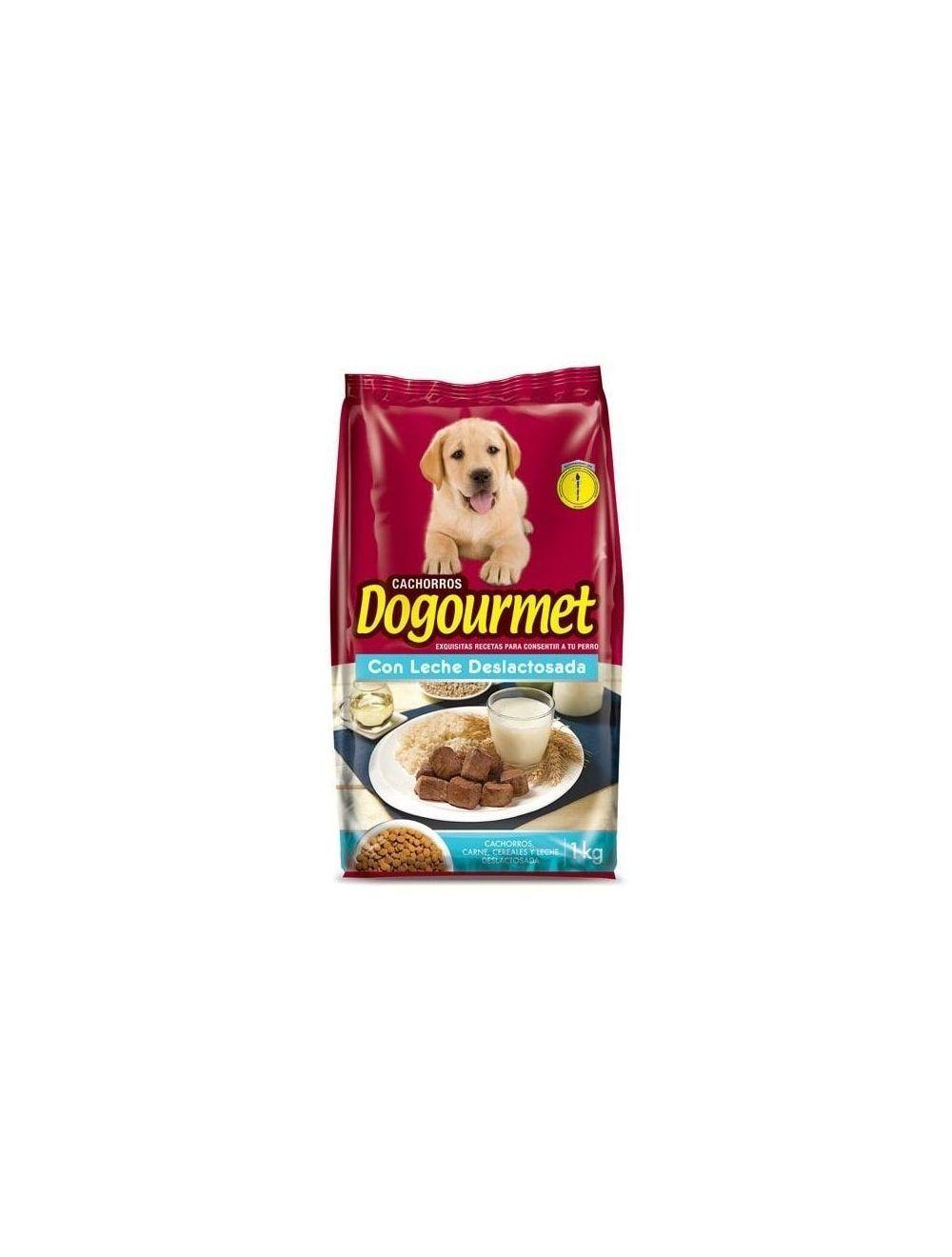 Comida Perro Dogourmet Leche Deslactosada -Ciudaddemascotas.com