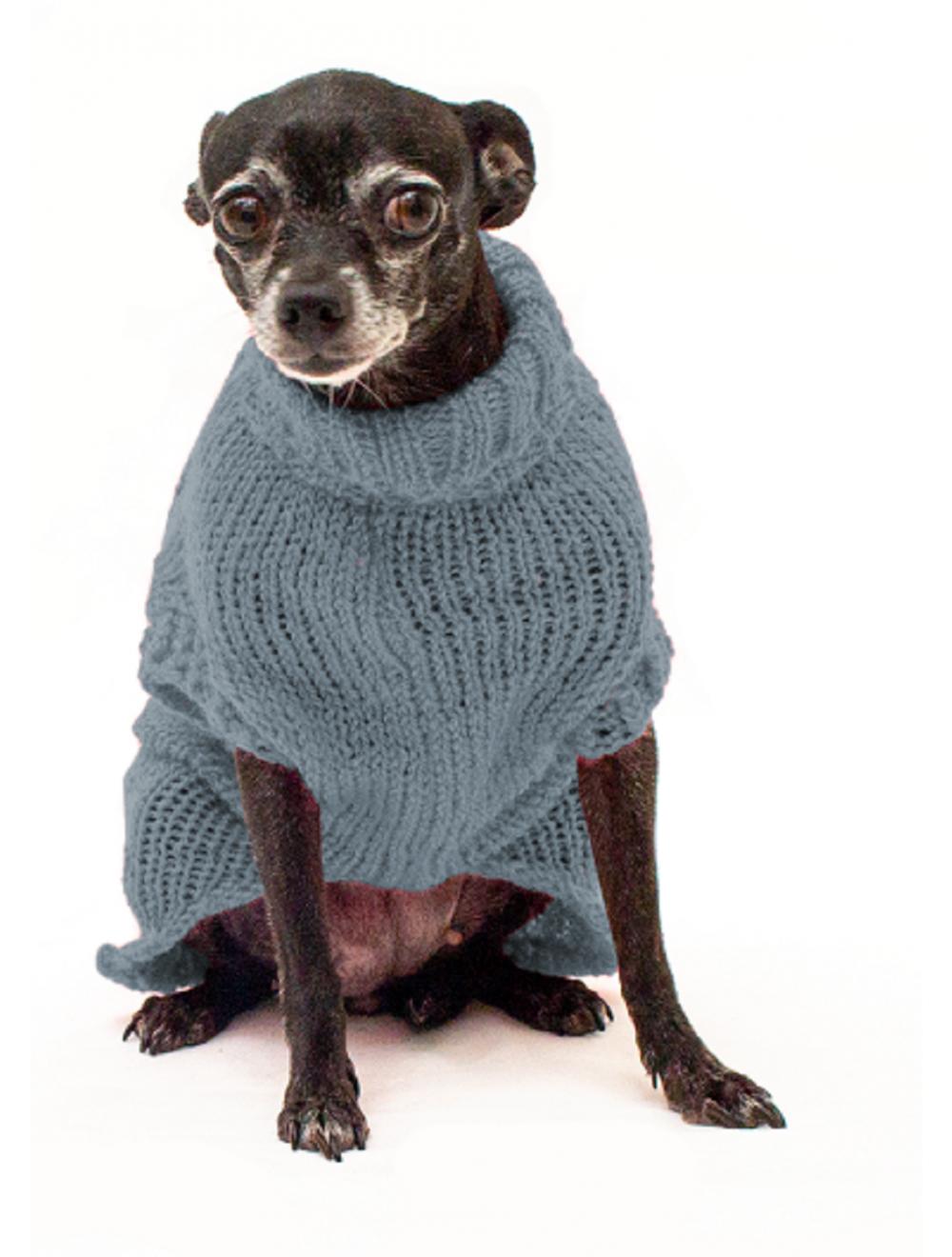 Saco Libby para Perros Gris Medio S - Ciudaddemascotas.com