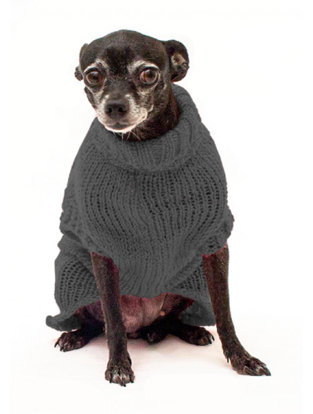 Saco Libby para Perros Gris Oscuro M - Ciudaddemascotas.com
