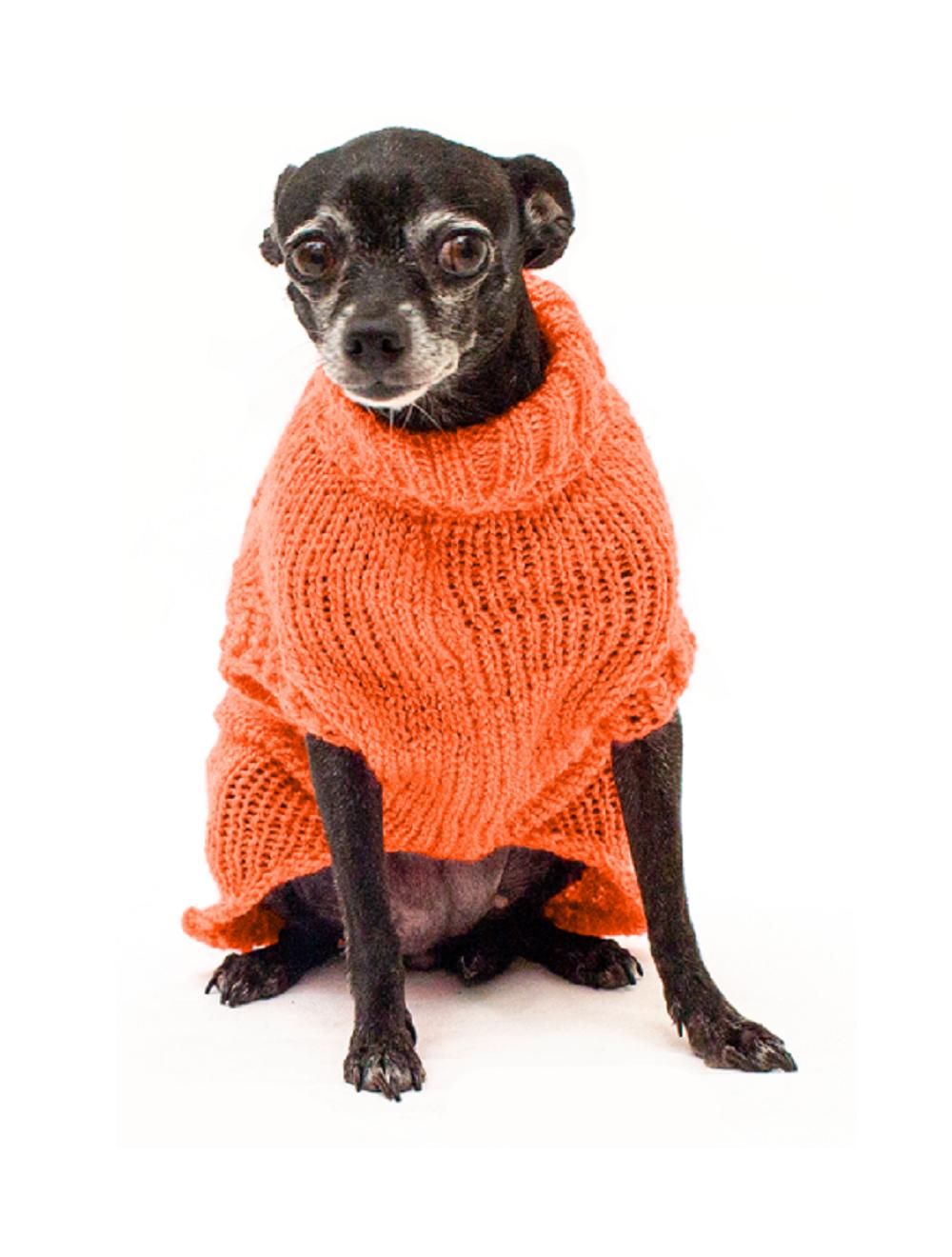 Saco Libby para Perros Naranja L