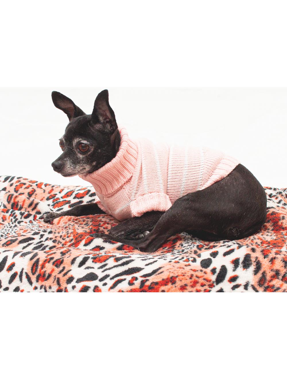Saco Mandy para Perros Rosa Talla XL  - Ciudaddemascotas.com