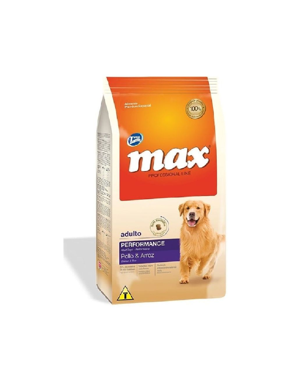 Total Max Performance Adulto 2 Kg