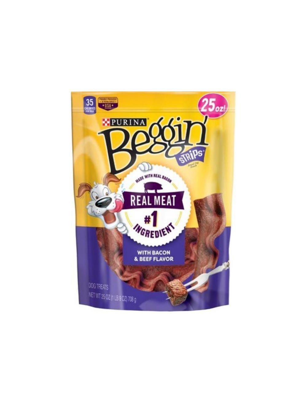 Beggin Strips Bacon - Beef 6oz