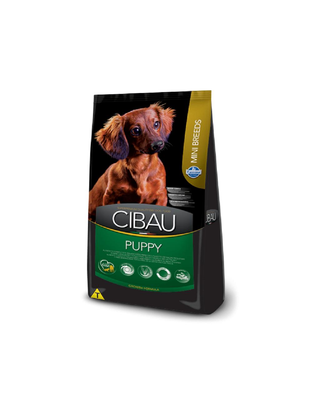 Cibau Puppy Mini Breed 3 KG