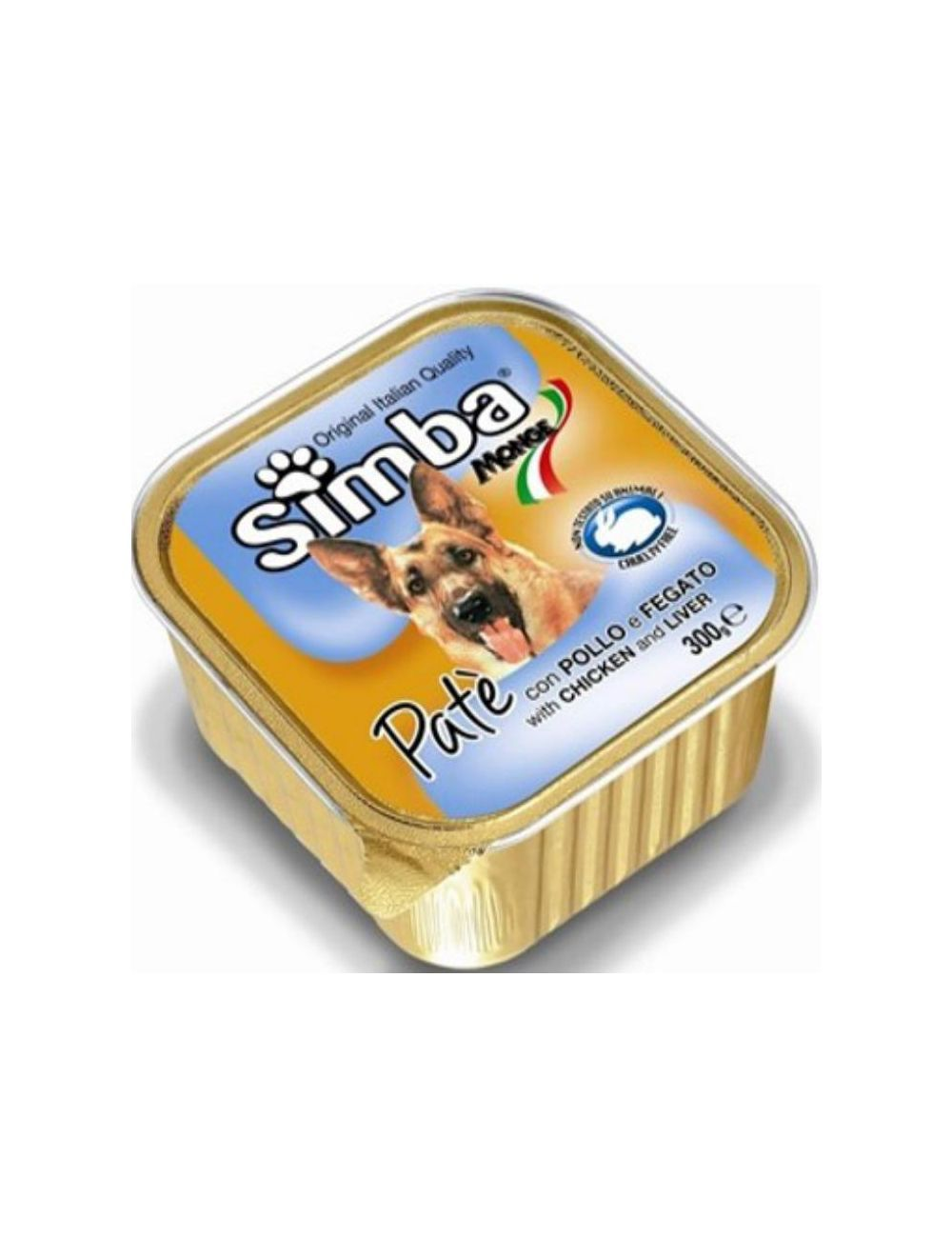 Simba Dog x 150 g Pate With Chicken and Liver