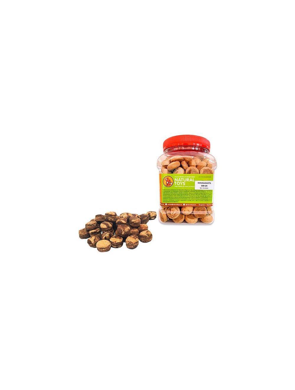 Mininuggets De Fibra Natural 1 Lb