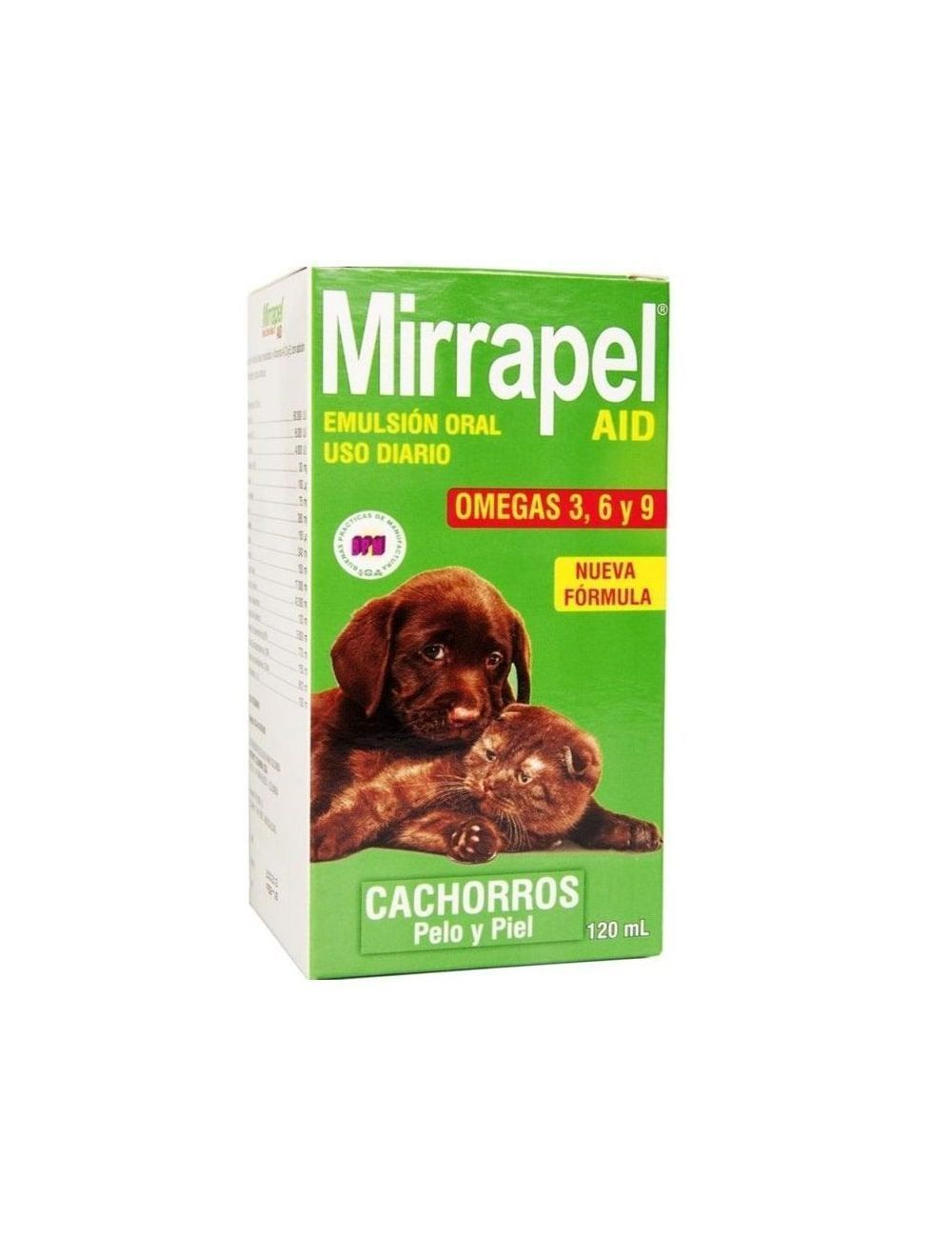 Mirrapel Cachorros Oleoso Suplemento 236 Ml
