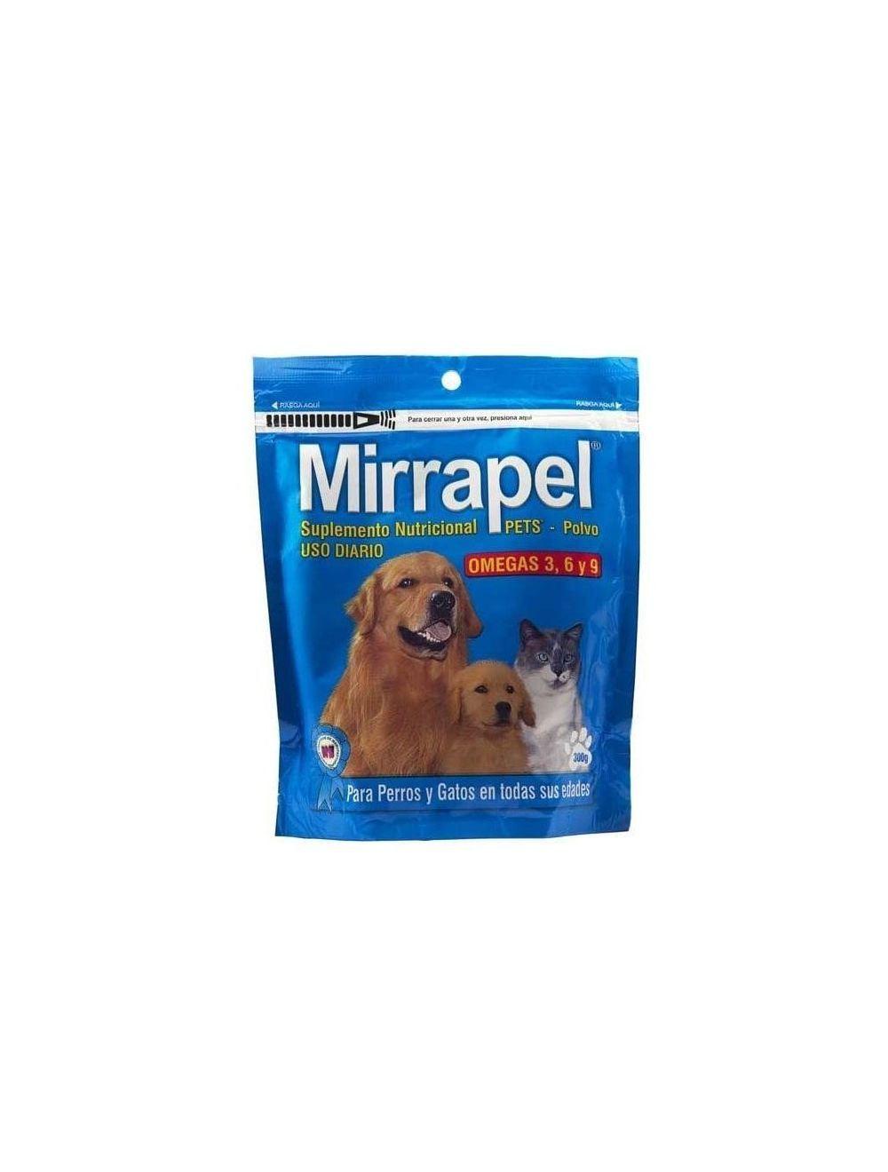 Mirrapel Perros y Gatos Polvo Suplemento Nutricional (300 g)
