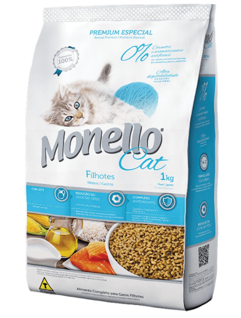 Monello Cat Gatitos 1 kg
