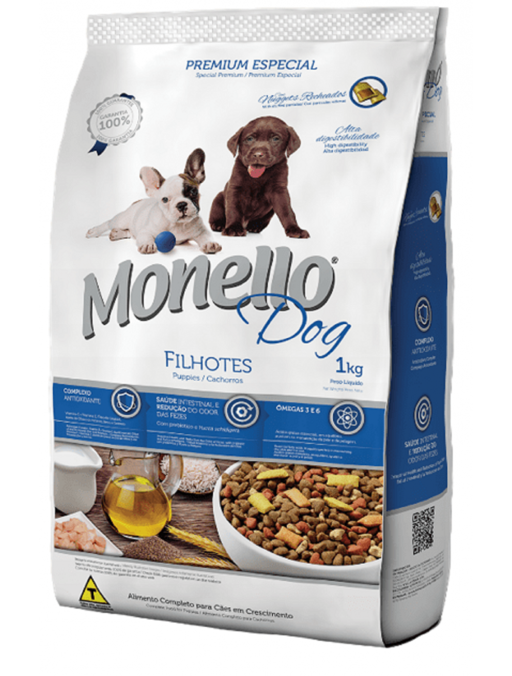 Monello Dog Puppy 15 kg