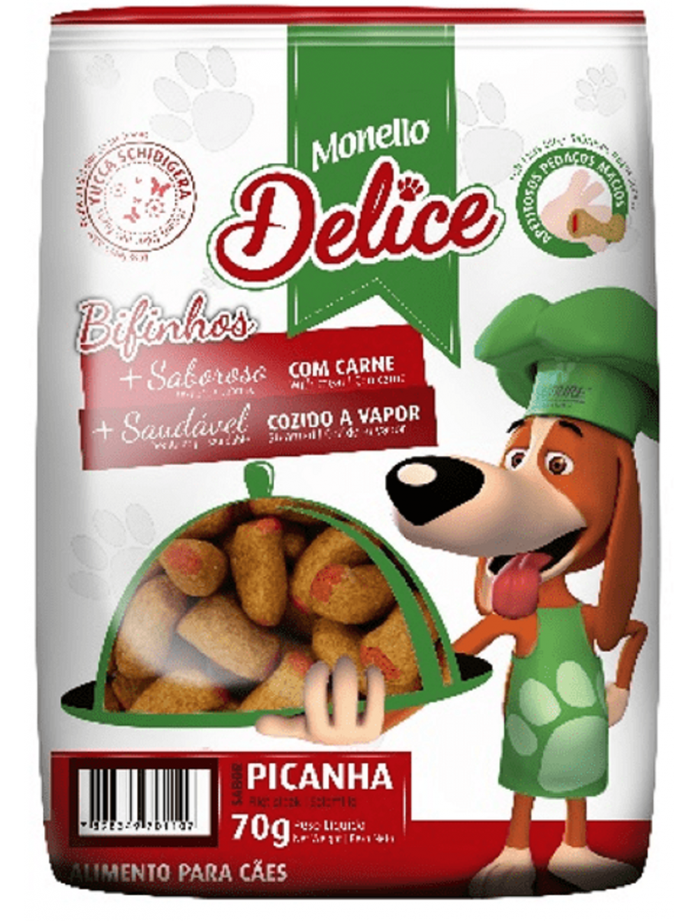 Monello Dog Snack Delice 70 gr