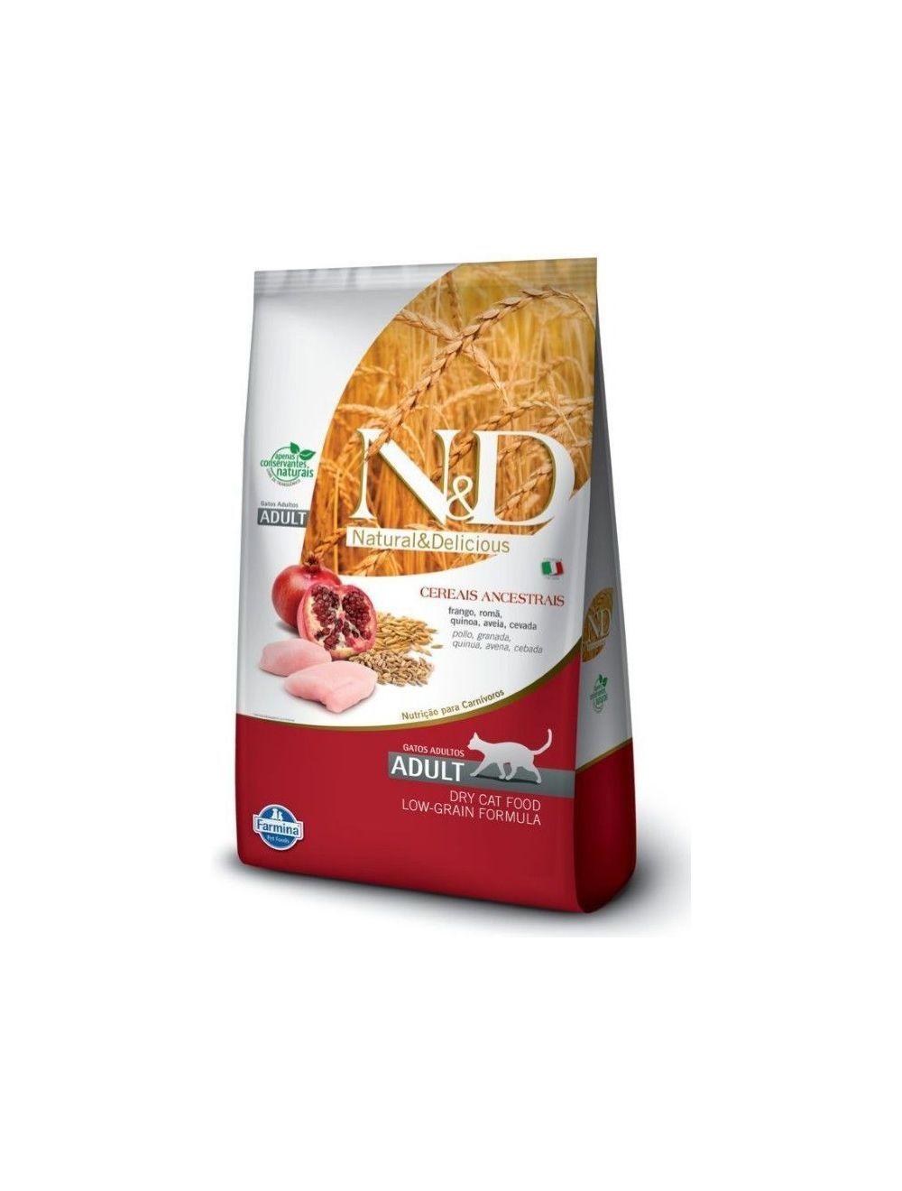 N&D Ancestral Feline Frango 1.5 Kg