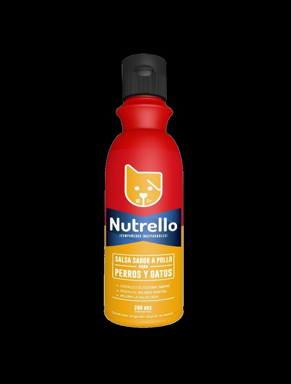 Nutrello Salsa Pollo X 280 Gr