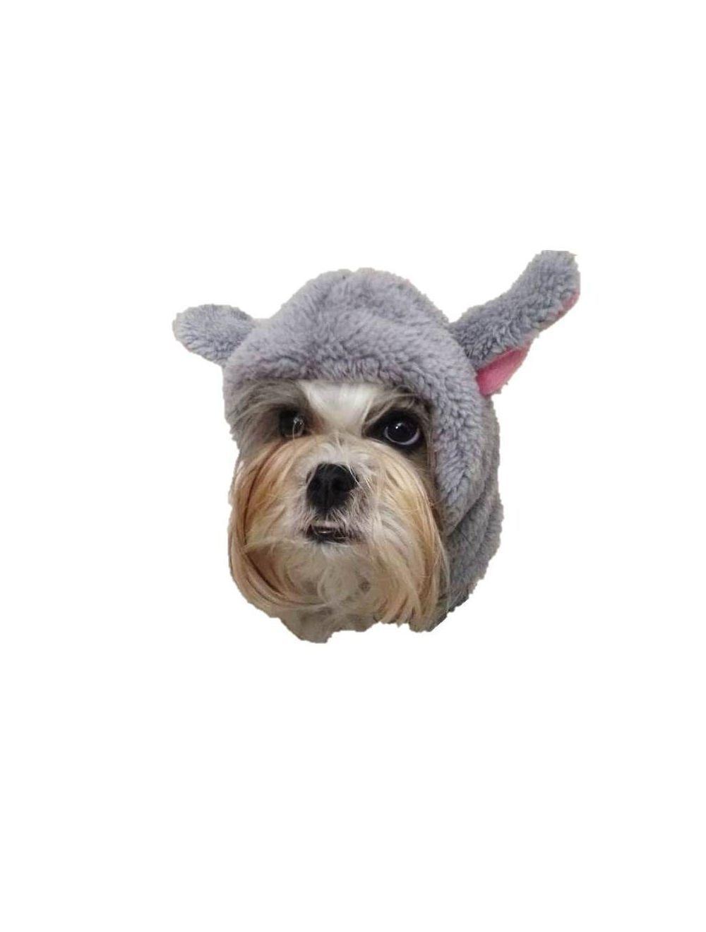 Orejas para perro ajustables de ratón-Ciudaddemascotas.com