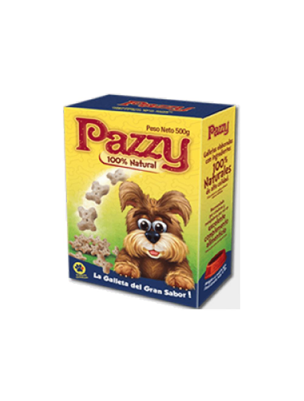 Galletas Pazzy Maxi para Perro - Ciudaddemascotas.com