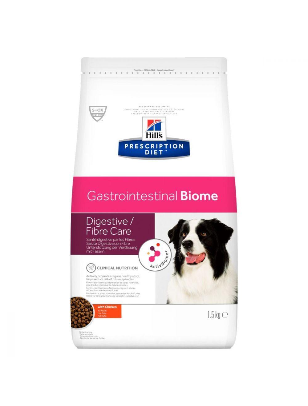 Comida Hills Perro Gastrointestinal Biome - ciudaddemascotas.com