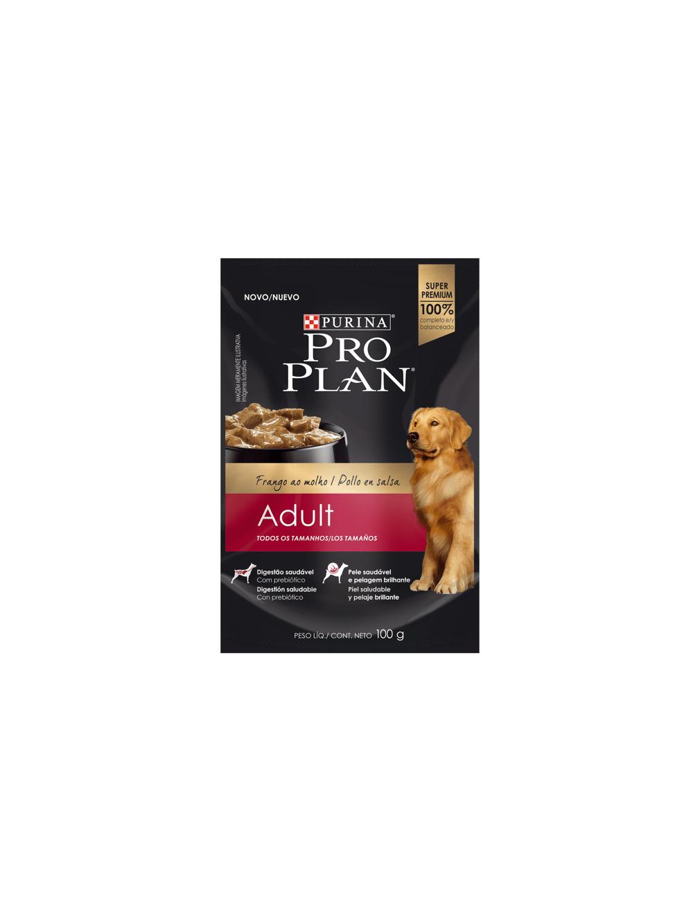 Pro plan pouch Adult Chicken x 100 g