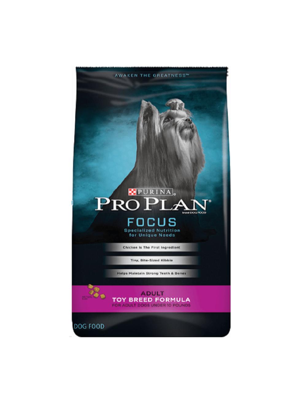 Pro Plan Perros Adulto Focus Toy Breed 2,27 kg