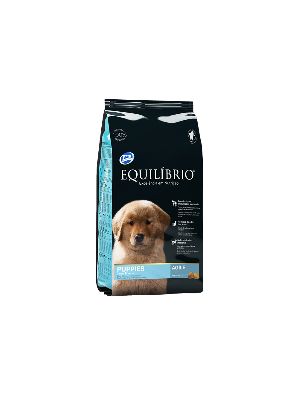 Equilibrio Cachorros Razas Grandes 25 Kg - DESCONTINUADO