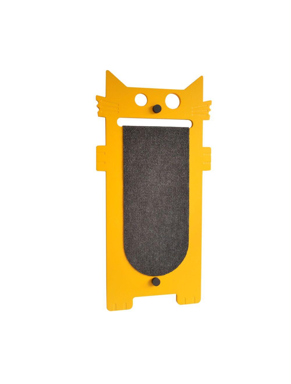 Masco Rascador para Gatos Amarillo