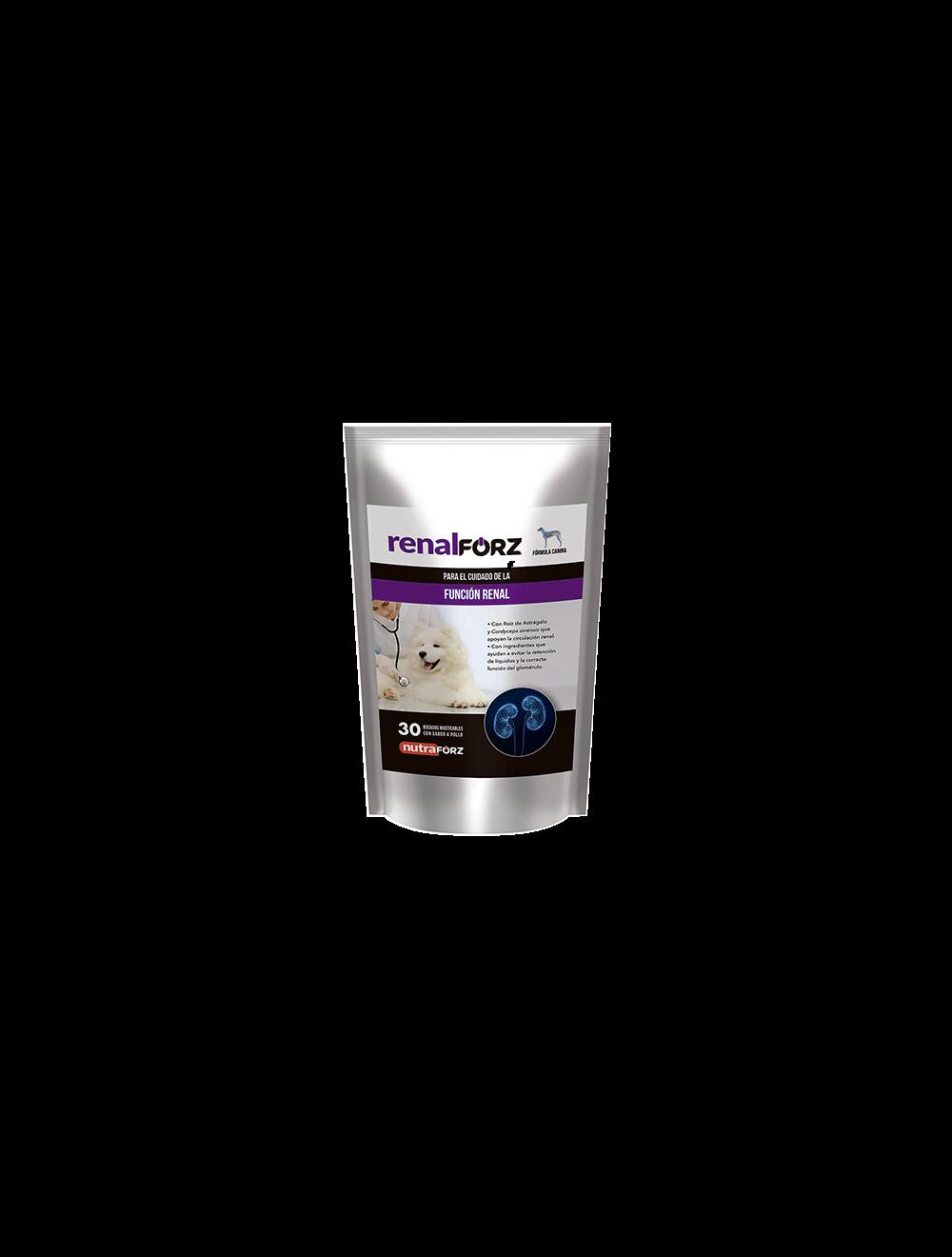 Renalforz Nutraceutico Canino x 30 Tab