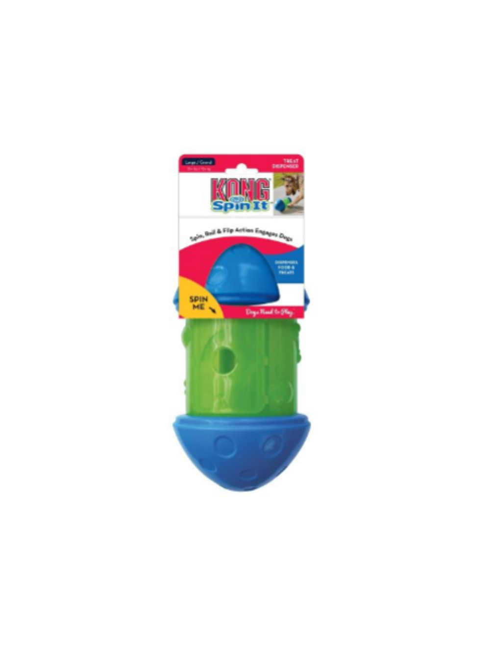 Kong Spin It Small