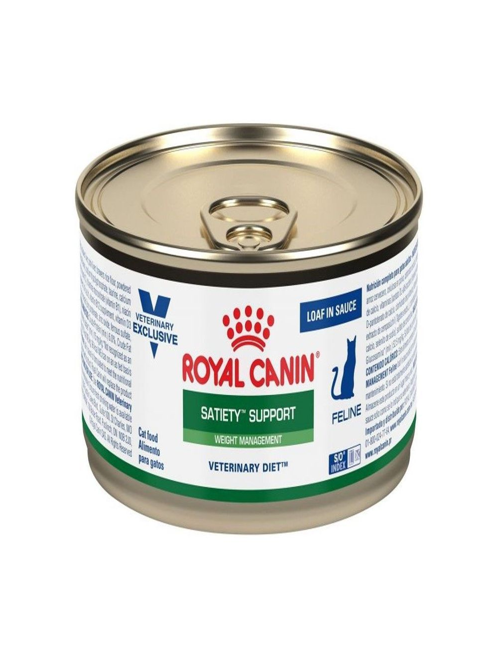 ROYAL CANIN CAT LATA SATIETY 165 g - PRSR