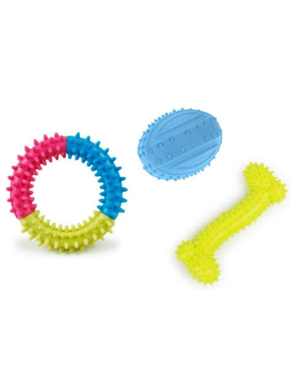set 3 juguetes