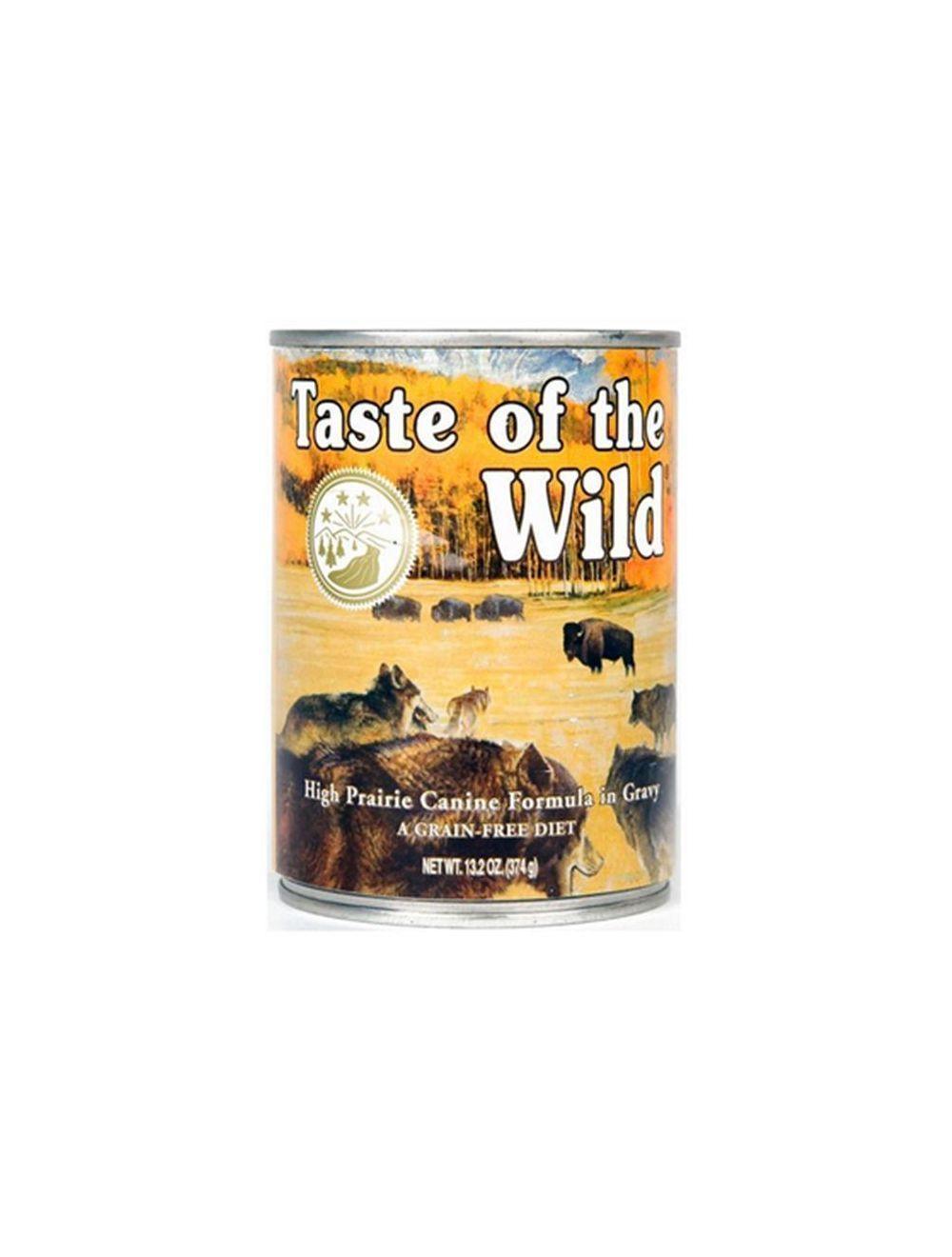Comida perros Taste Of The Wild Lata-Ciudaddemascotas.com