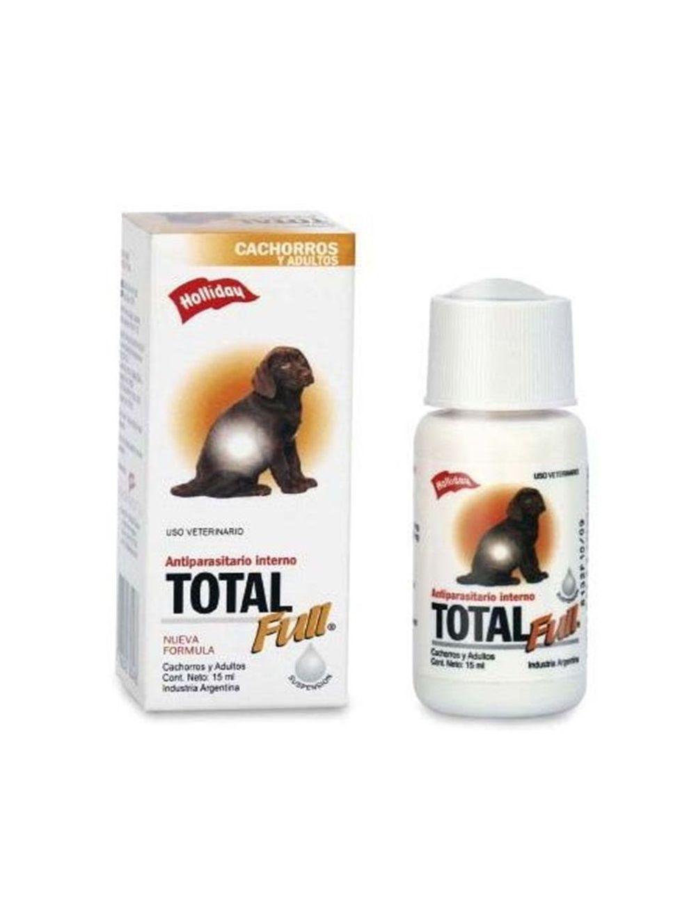 Total Full Suspención para perros - PRSR