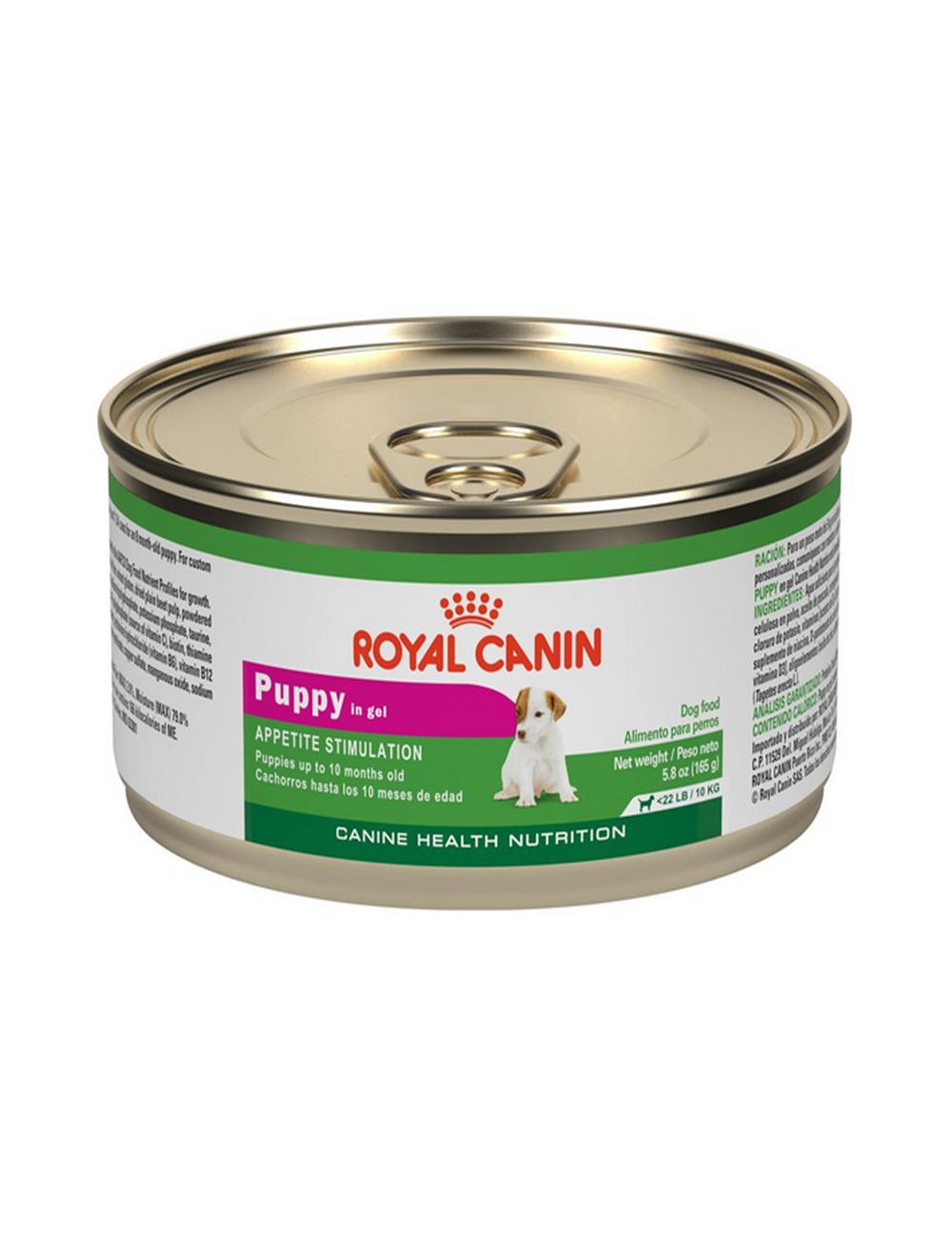 Royal Canin Dog Lata Puppy Wet x 165g