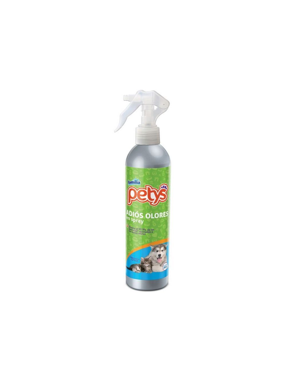 Petys Adios Olores en Spray 280 Ml