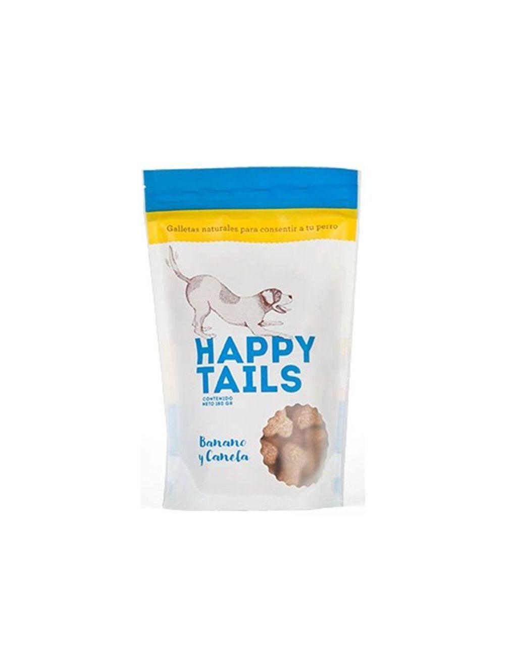 Happy Tails Banano y Canela - Ciudaddemascotas.com