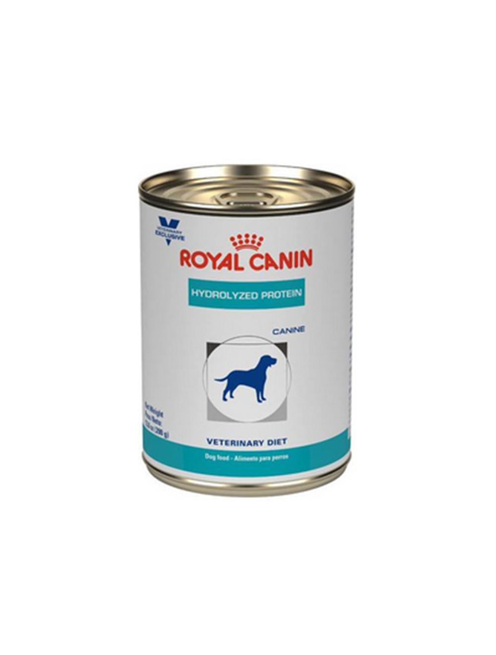 Royal Canin Dog Lata Hydrolized Protein x 385g