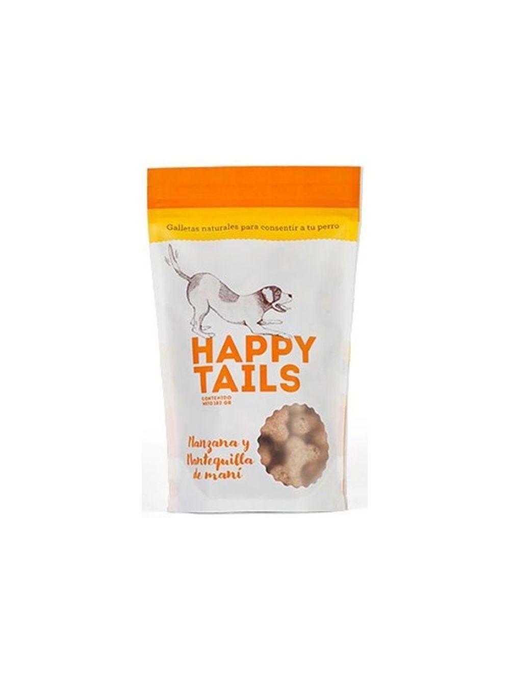 Happy Tails Manzana y Mantequilla de Maní