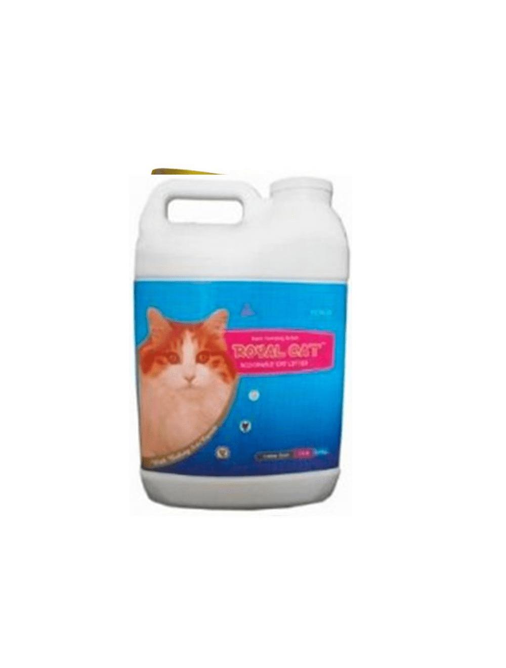 Royal cat Arena Sin olor Tarro