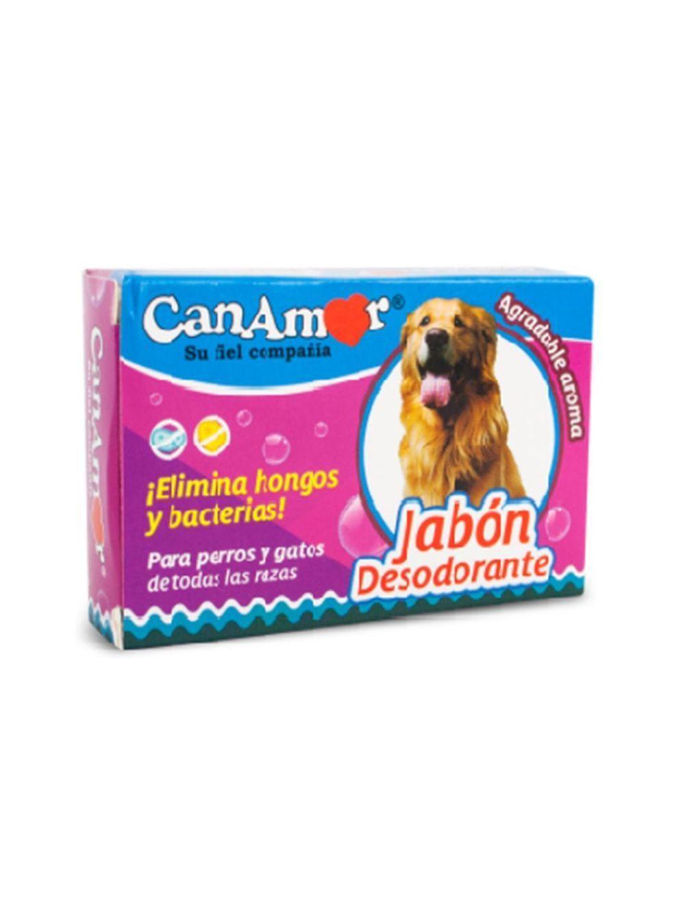 JABON CANAMOR DESODORANTE POR 90 g - P80