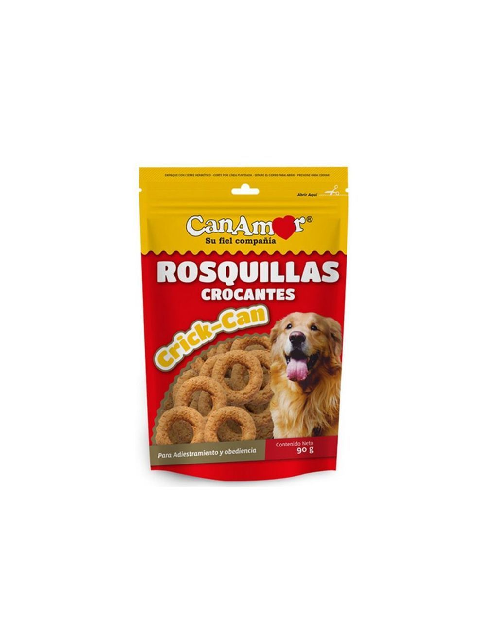 Rosquillas Canamor Crick Can 90g