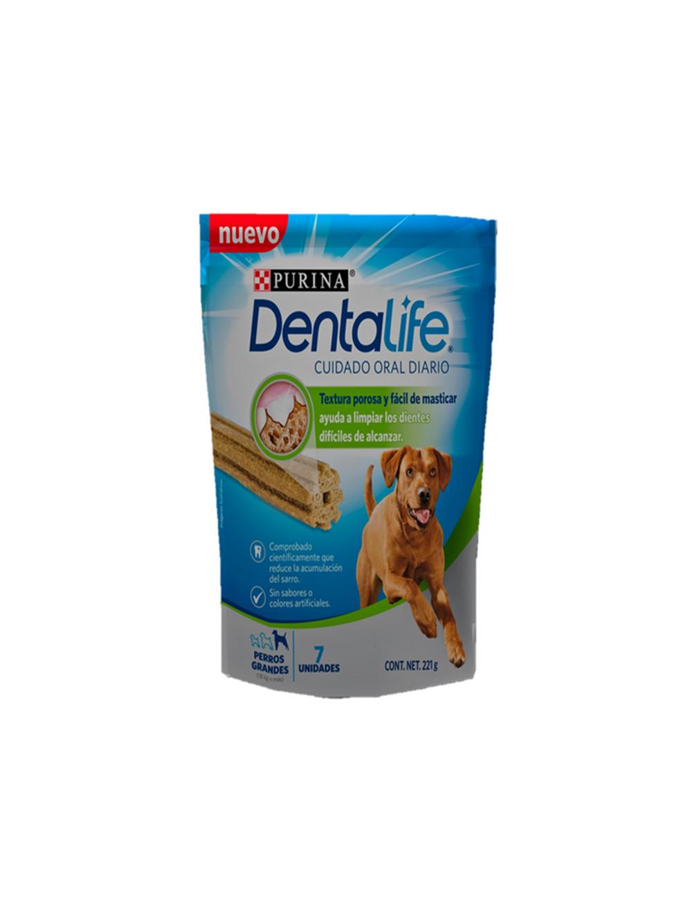Snack Dentalife Large Dog Treat x 221g - ciudaddemascotas.com