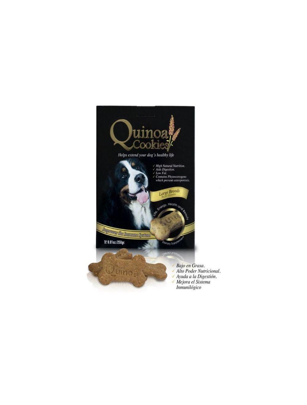 Galletas Quinoa x 250 Gr